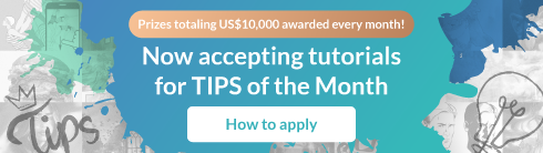 Giving away 10,000 dollars every month! Join with your tutorials